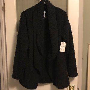Black Jockey poodle jacket